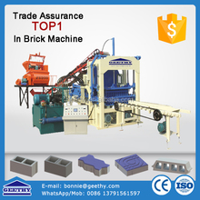 qt4-15c concrete brock machine/cement block molding machine/hot sale brick machine