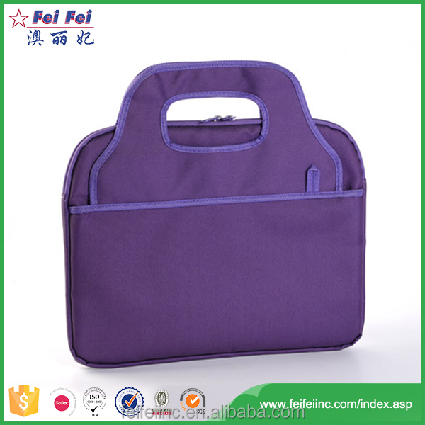 Wholesale Cheap Case Bag For Notebook, Leisure Tote Bag For Laptop