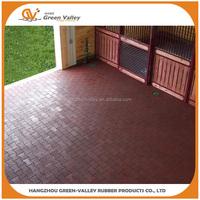 Stall mat / horse stable mats / horse door mat