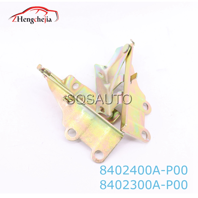 Auto Spare Part Engine Hood Hinge For Great Wall Wingle 8402300A-P00 8402400A-P00