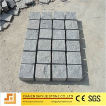 China Natural Granite Cubes For Pavement
