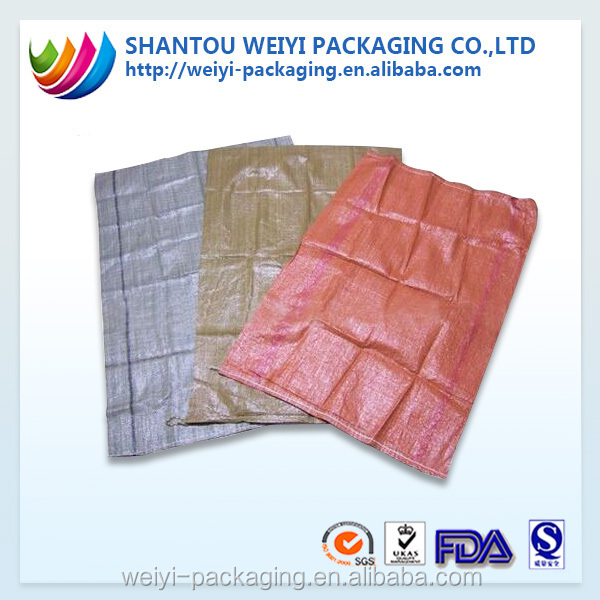 Large bags pp woven for rice corn seeds grain