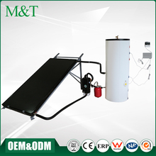 2017 Power Saving two function Stable Pressurized 150 litres Electric Flat Panel Solar Water Heater with Controller