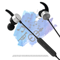 R1615 Universal Bluetooth HIFI music wireless earpiece stereo bluetooth in-ear headphone for mobile phone