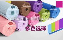 Yoga Mats 6mm Non-Slip Assorted Exercise Fitness Wholesale