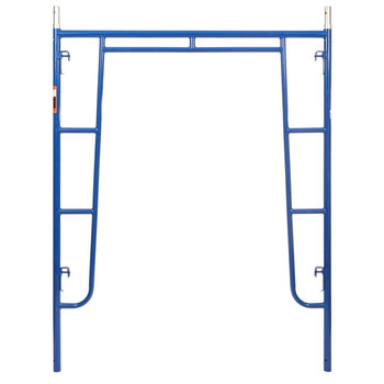 TSX-PSF2015 Orange/Blue/Red painted ladder H-frame scaffolding frames