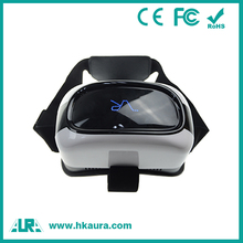 Built-in gravity acceleration sensor fast CPU speed professional 3d glasses real virtual