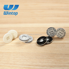 resin material different types of buttons for clothes