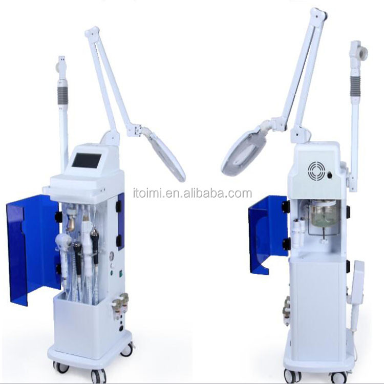 skin care equipment multifunction facial machine beauty skin rejuvenation equipment 15 in 1 facial care NM3001