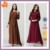 Wholesale New Design Dubai Dress Chiffon Maxi dress