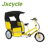 three wheeler electric passenger tricycle for sale