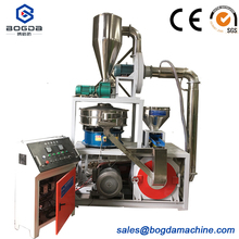 Waste Plastic Recycling Grinder Milling Machine Plant for PVC/PP/PE/ABS