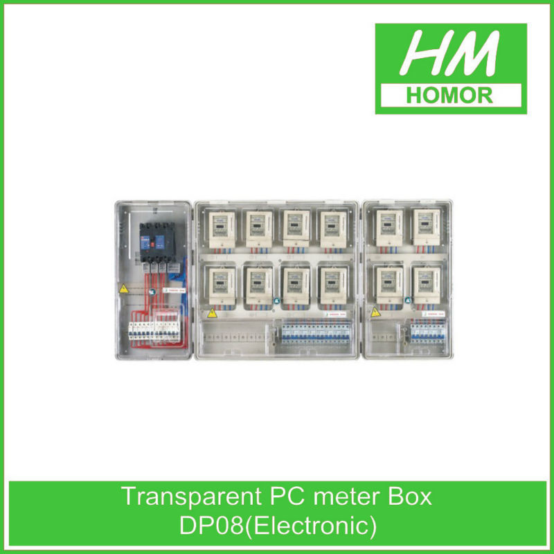 PCBOX-DP12mcb distribution box