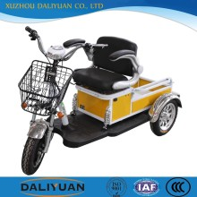 electric passenger tricycle three wheel mobility scooter for cargo