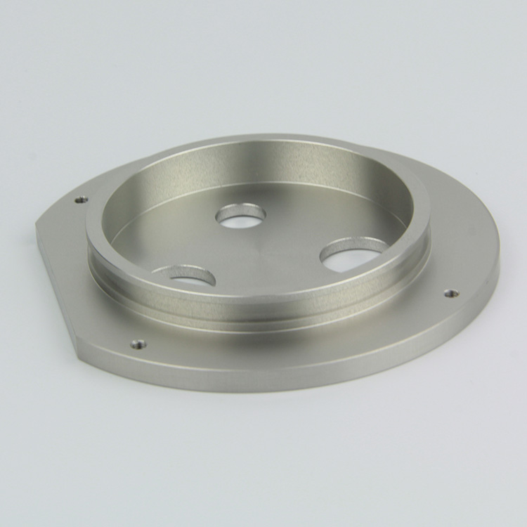 High Precision CNC Machined Aluminum friction plate for Switch valve