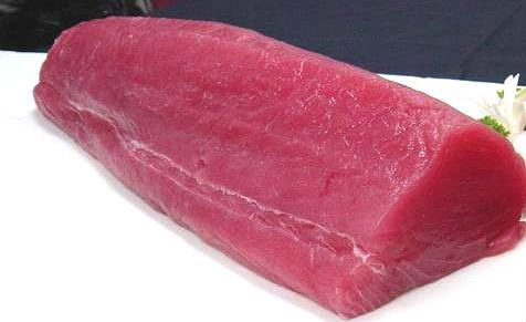 Yellowfin Tuna Frozen, Tuna H & G, Tuna Loin