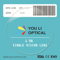 Jiangsu Crystal Hard Multi Coated Lens