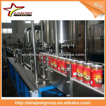 Tin can carbonated drink machine for 330ml pepsi cola price