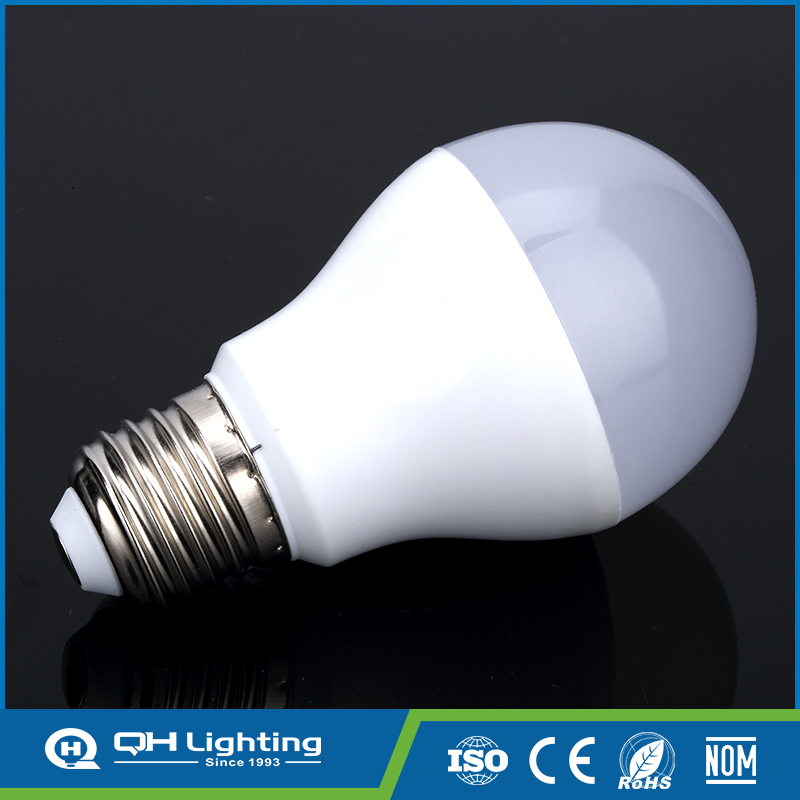 color temperature changing led light bulb,7w bulb led lamp