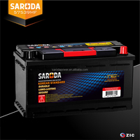 SARODA Lead acid high efficiency best quality truck batteries for 12v 100ah auto battery
