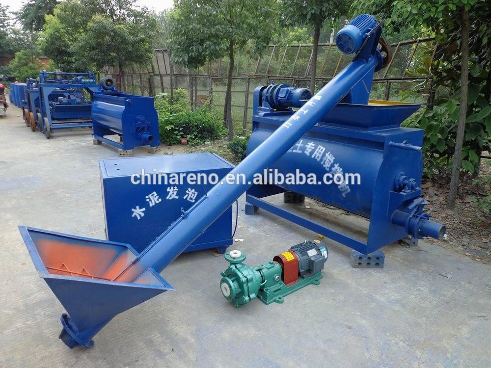 Cellular Lightweight Concrete Machines : List manufacturers of foam generator buy