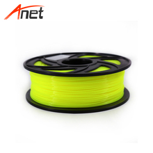 Wholesale abs pla 3D printer filament 45 colors 1.75mm for large 3d printer used