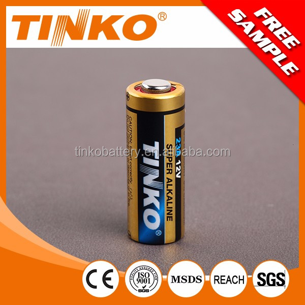 Alkaline Battery 12v 23a with best price