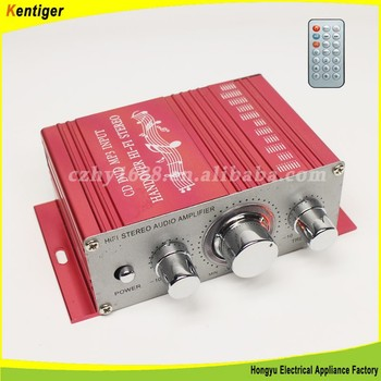 12v Car radio Amplifier
