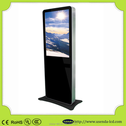 "Seat Back LCD Advertising Display 47"" inch Android Tablet WIFI AV In"