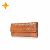 ALIBABA best price lady leather wallets fashion