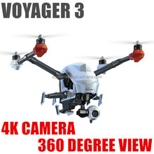 2016 Walkera Voyager 3 Collapsible Flying Bird GPS and Glonass 4K camera FPV racing drone