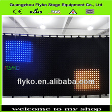 LED curtain/led video display indoor fullcolor