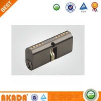 Brazil Market Oval Lock Cylinder For