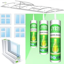 Environment Friendly Neutral Weathering Curtain Wall RTV 100% Silicone Sealant JY920