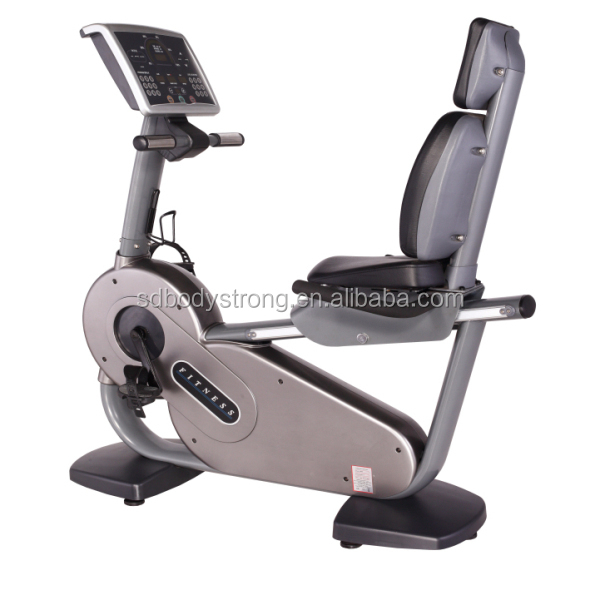 Cross Fit Recumbent Bike/ Commercial Training trainer/ FT-6806R with CE RoHS