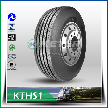 Keter Brand New Truck Tyres Pattern KTHS1 295/75R22.5-14PR for Truck
