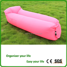 ND-IP14 Outdoor Inflatable Air Sleep Sofa Couch Portable Furniture Sleeping Bag Lazy Bed Hangout Lounger