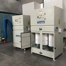Forst Dust and Fume Extraction Fabric Filter Dust Collector System