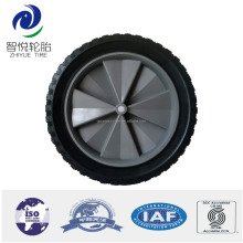 12 inch solid rubber wheels and tires for golf cart, baby doll stroller, trolley