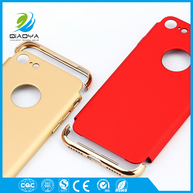 New ultra thin frosted PC mobile phone case for iphone 7
