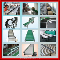 Stable performance horizontal belt cnc machine pull cord switch conveyor