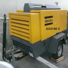 Factory price portable diesel compressor industrial
