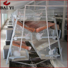 Hot Selling Commercial Rabbit Cage With Tray In Zimbabwe