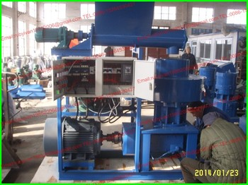 HKL400-45 ring matrix wood pellet machine