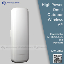 Outdoor Openwrt Wireless Access Point Model MW-MT66 MT7620A, 2.4GHz