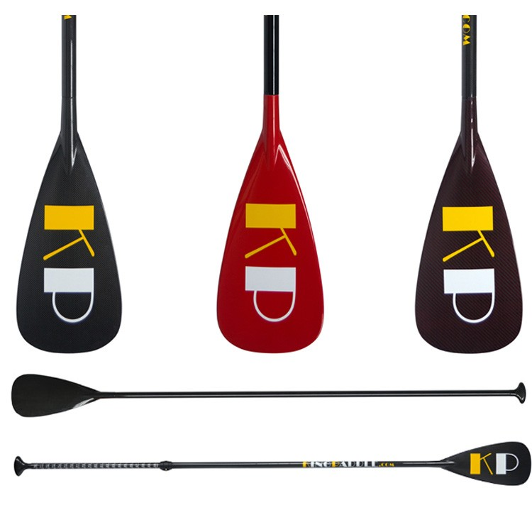 2016 King paddle carbon fiber sup paddle with standing up paddle