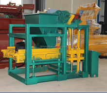 cheap construction equipment HFB540M semi-automatic cement brick making machine hot sale in south africa