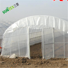 Pe Clear Plastic Film Roll/100% virgin LDPE greenhouse covering film for covering roof