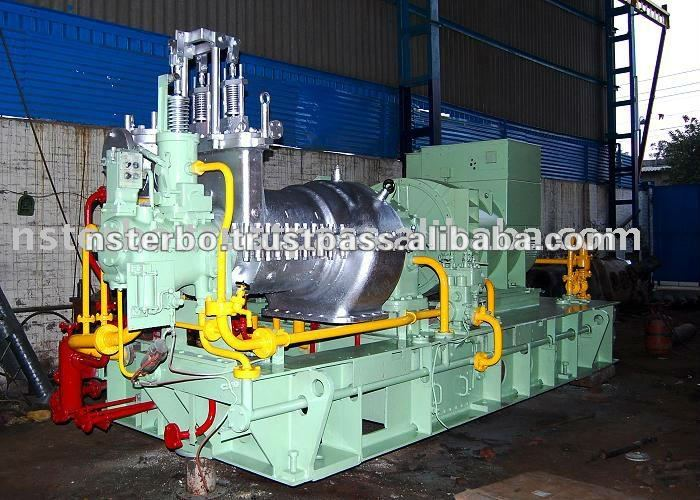 Steam turbine generator sets