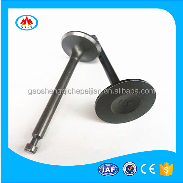 Three wheeler Motorcycles spare parts engine valve for Ape PIAGGIO 50